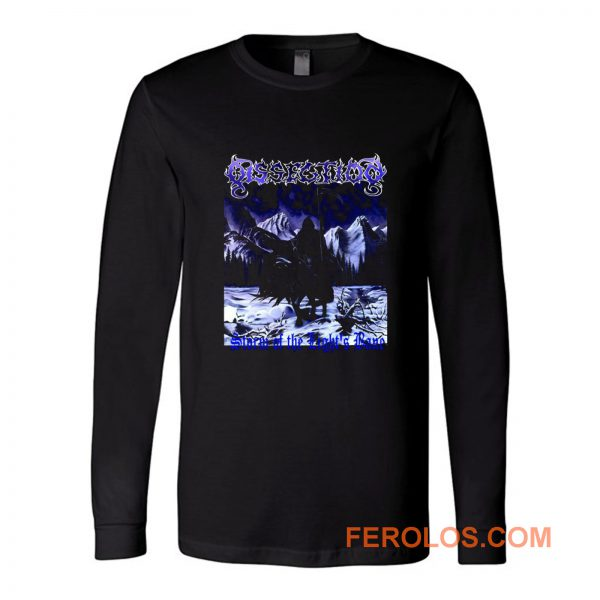 Dissection Storm Of The Lights1 Long Sleeve
