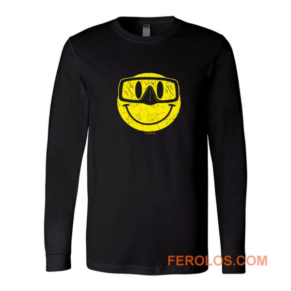 Diving Smiling Long Sleeve