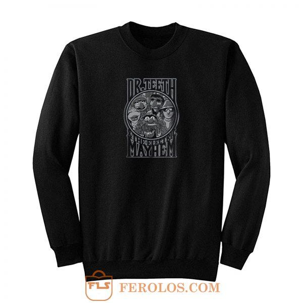 Dr Teeth Muppets Sweatshirt