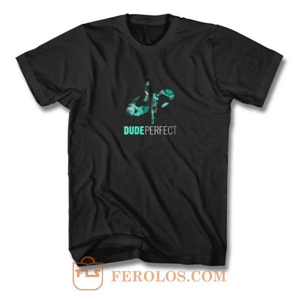 Dude Perfect T Shirt