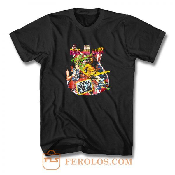 Eddie Van Halen T Shirt