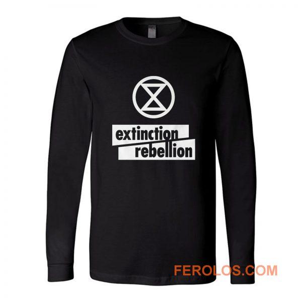 Extinction Rebellion Long Sleeve
