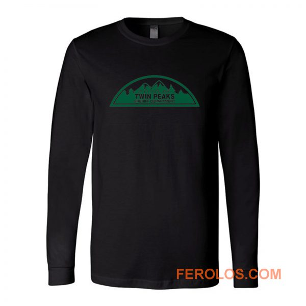 Fire Walk With Me Dale Cooper Laura Palmer Long Sleeve