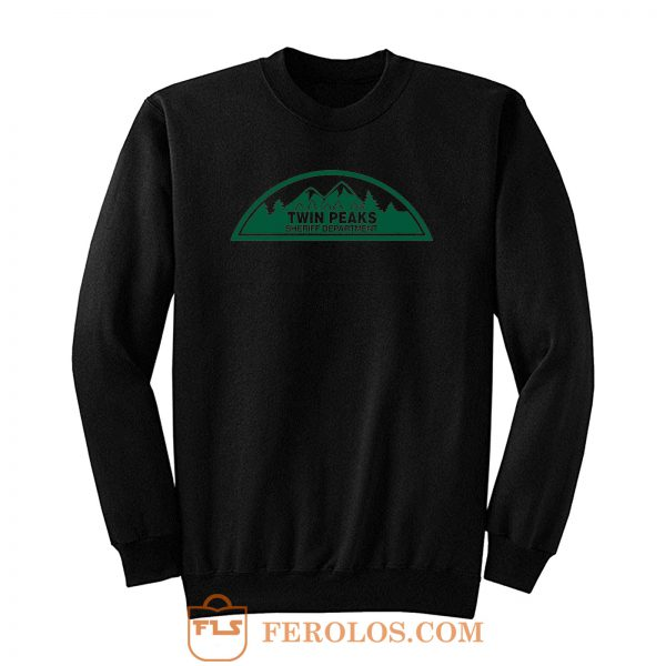 Fire Walk With Me Dale Cooper Laura Palmer Sweatshirt