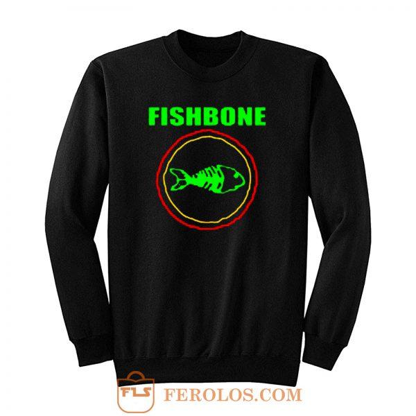 Fishbone Band Sweatshirt