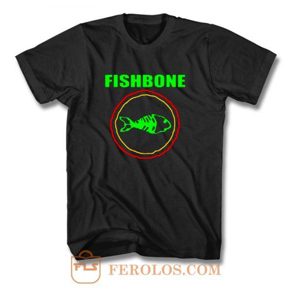 Fishbone Band T Shirt