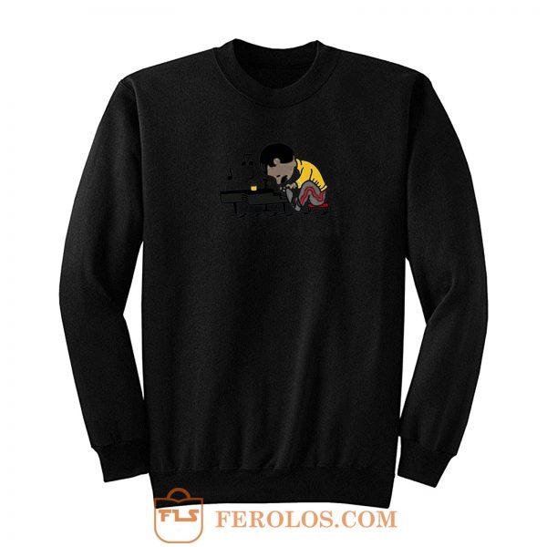 Freddie Mercury Vintage Sweatshirt
