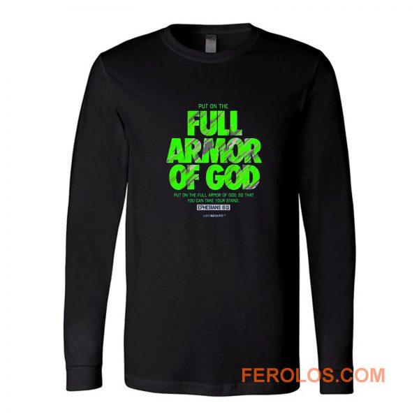 Full Armor Long Sleeve