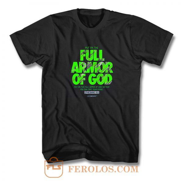 Full Armor T Shirt
