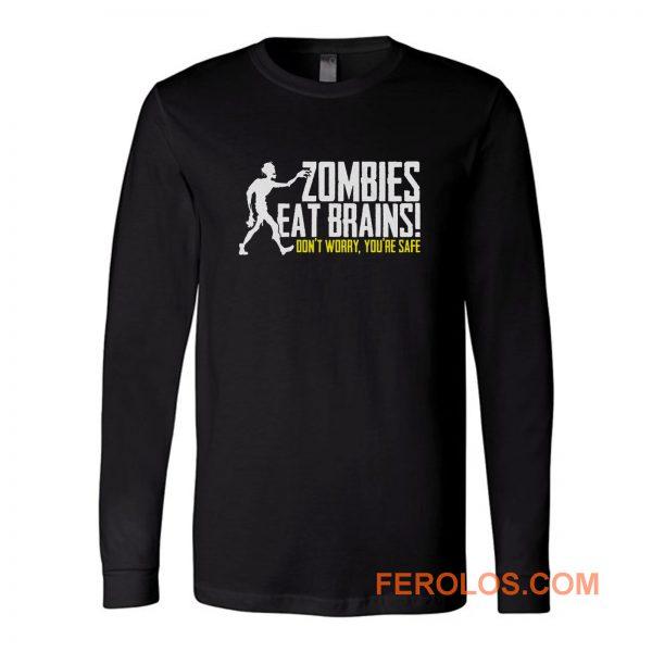 Funny Zombie Long Sleeve
