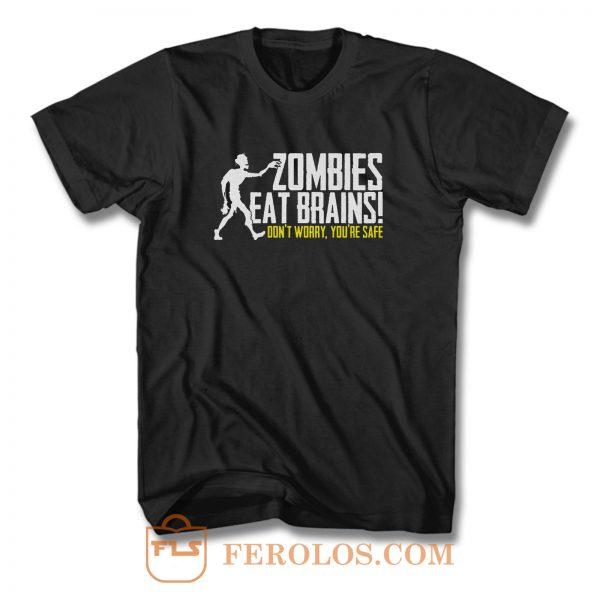 Funny Zombie T Shirt
