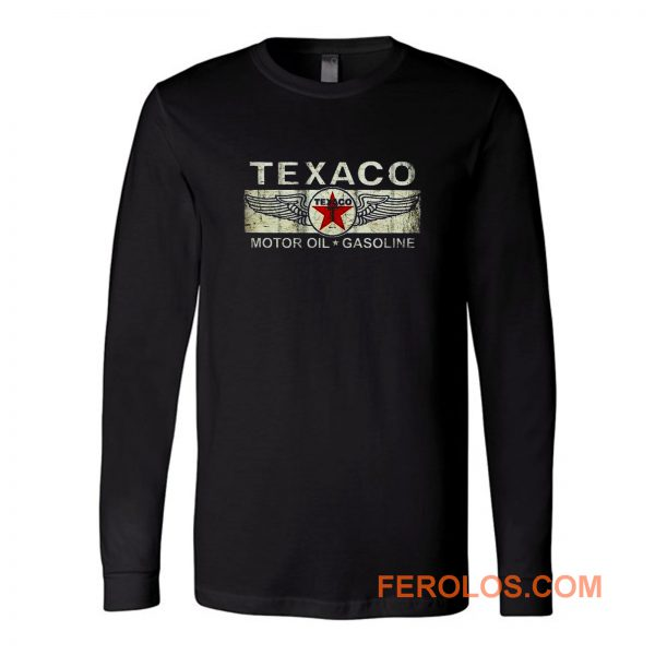 Gasoline Texaco Long Sleeve