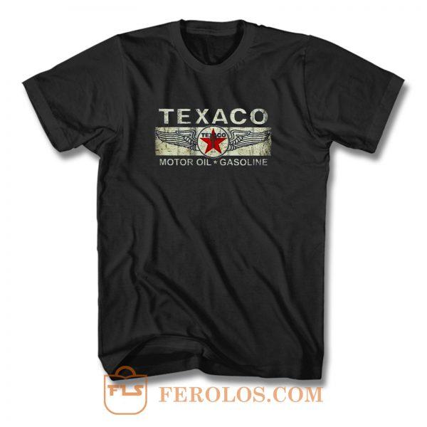 Gasoline Texaco T Shirt