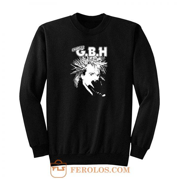 Gbh Charged Punk Sweatshirt