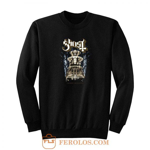 Ghost Ceremony Sweatshirt
