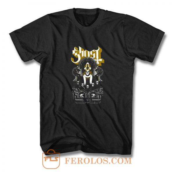 Ghost Wegner T Shirt