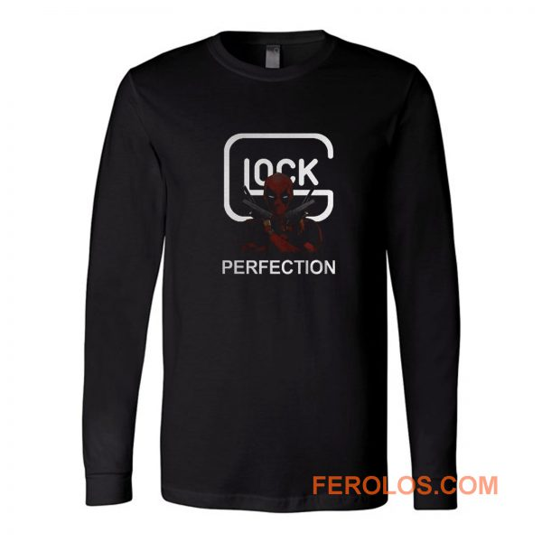 Glock Perfection Logo Long Sleeve
