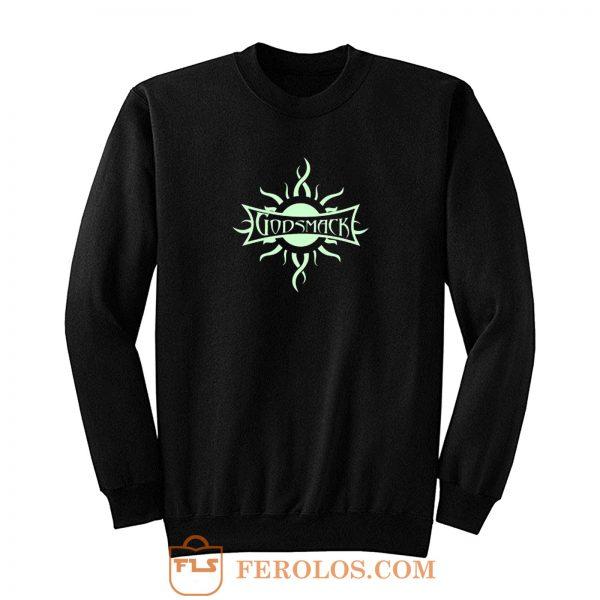 Godsmack Metal Band Sweatshirt