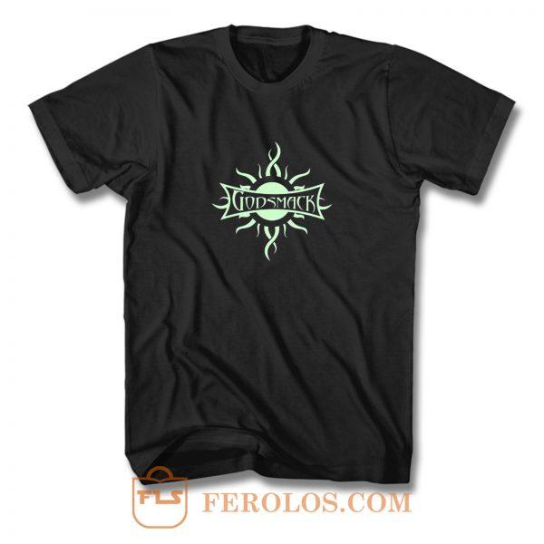 Godsmack Metal Band T Shirt
