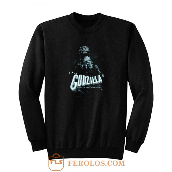 Godzilla King Of Monsters Sweatshirt