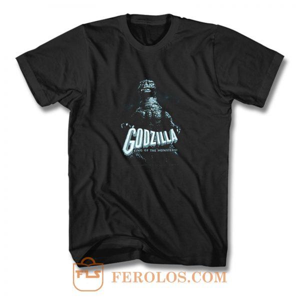 Godzilla King Of Monsters T Shirt