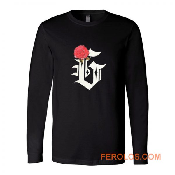 Grizzly Diamond Rose Long Sleeve