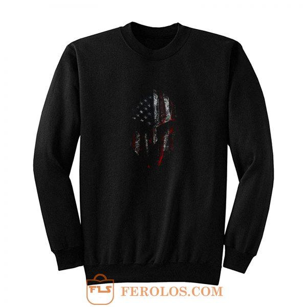 Grunt Style American Spartan Sweatshirt
