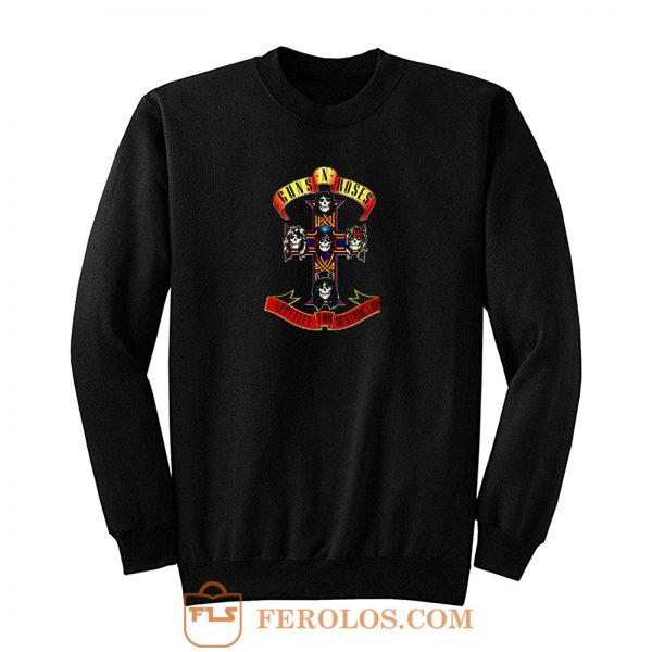 Guns N Roses Appetite Sweatshirt