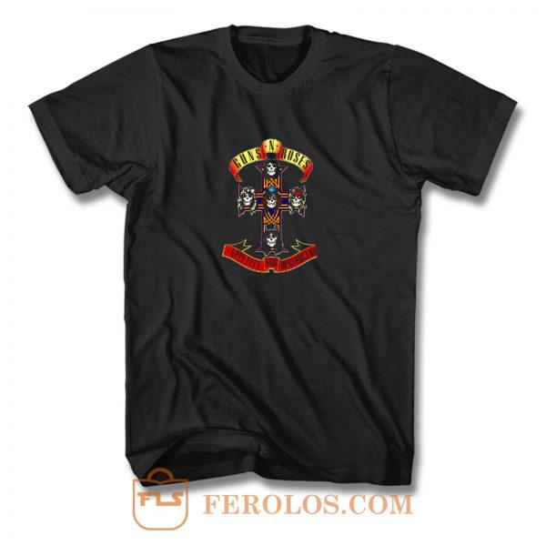 Guns N Roses Appetite T Shirt