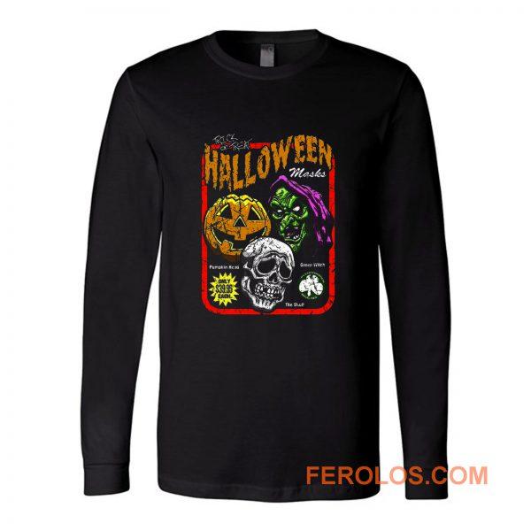 Halloween Season Of The Witch Long Sleeve