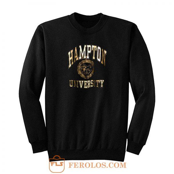 Hampton University Sweatshirt