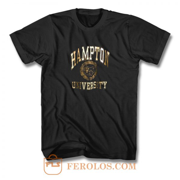 Hampton University T Shirt