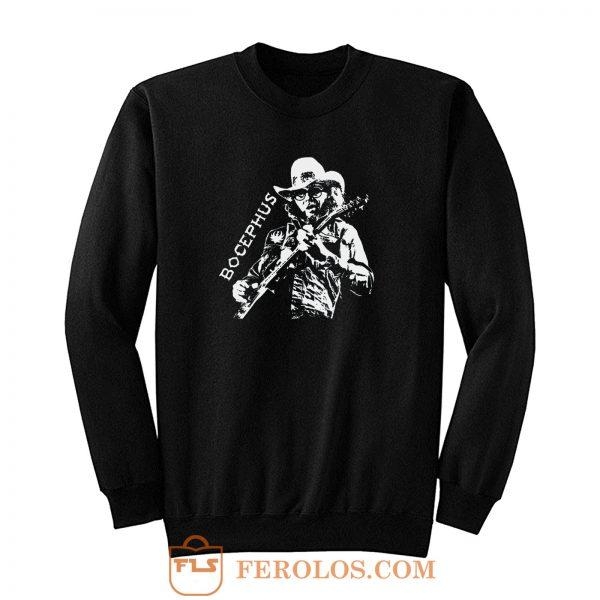 Hank Williams Jr Bocephus Vintage Sweatshirt