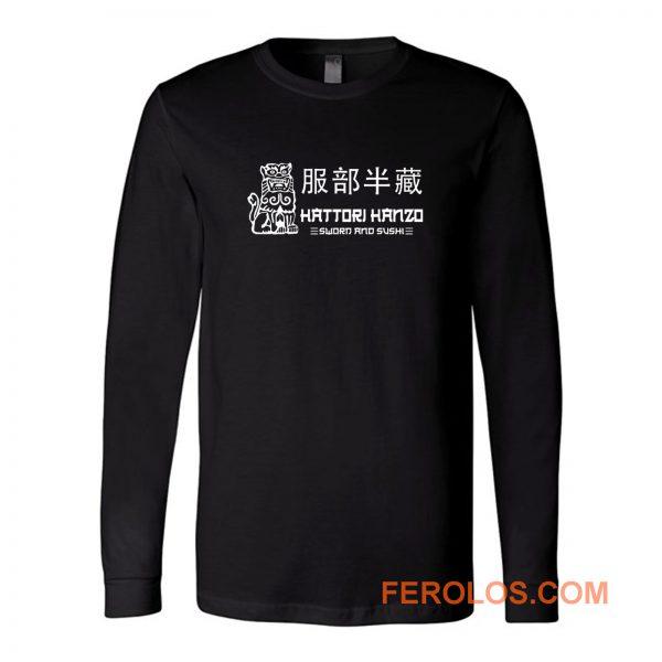 Hattori Hanzo Long Sleeve