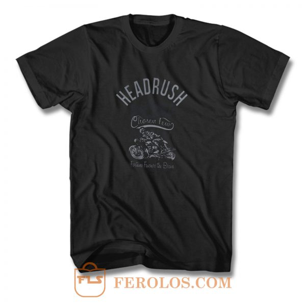 Headrush American Rider T Shirt