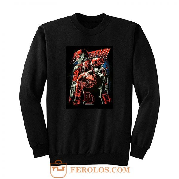 Hero Dared Devil Sweatshirt