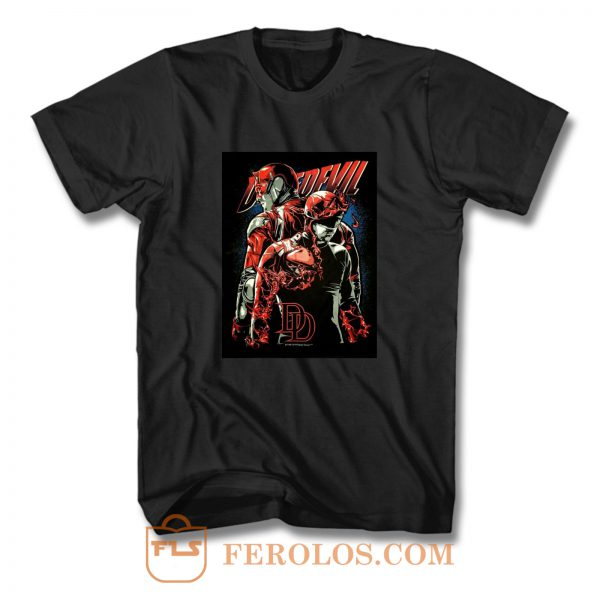 Hero Dared Devil T Shirt
