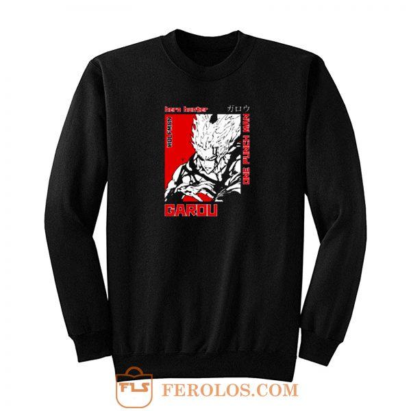 Hero Hunter Garou One Punch Man Sweatshirt
