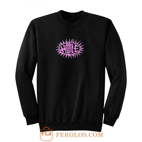 Hole Retro Sweatshirt