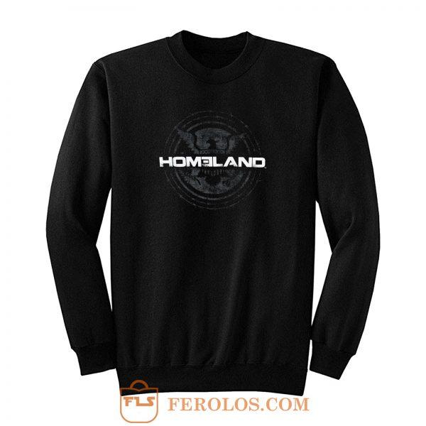 Homeland Emblem Logo Showtime Sweatshirt