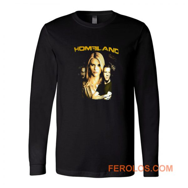 Homeland Showtime Tv Show Long Sleeve