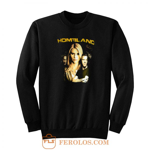 Homeland Showtime Tv Show Sweatshirt