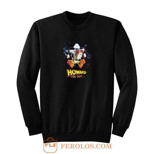 Howard The Duck Classic Movie Sweatshirt