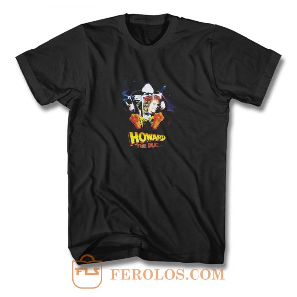 Howard The Duck Classic Movie T Shirt