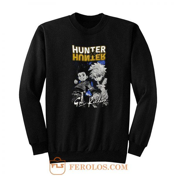 Hunter X Hunter Gon Killua Anime Sweatshirt