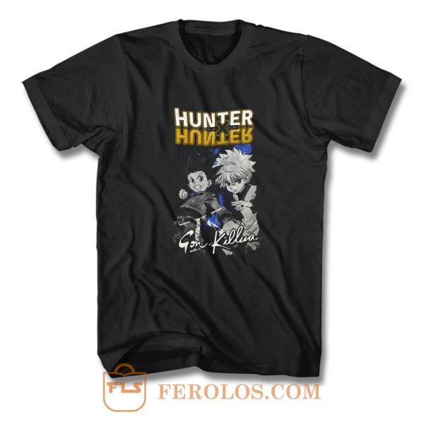 Hunter X Hunter Gon Killua Anime T Shirt