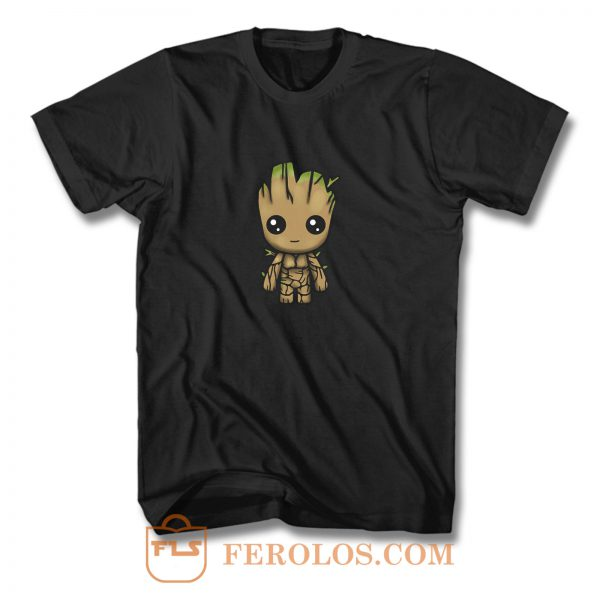 Im A Groot Guardian Of The Galaxy T Shirt