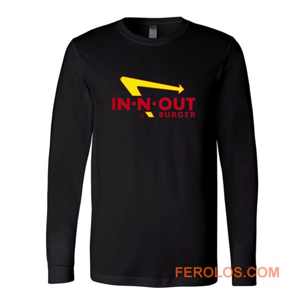 In And Out Burger Long Sleeve