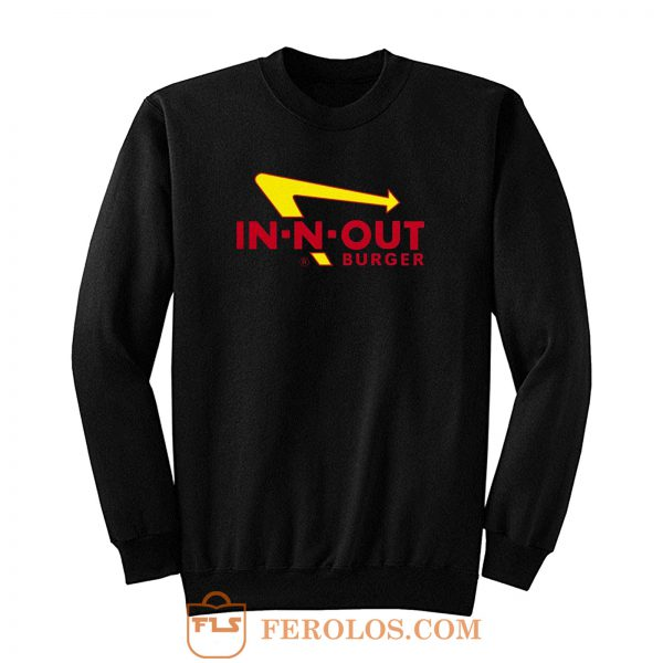 In And Out Burger Sweatshirt