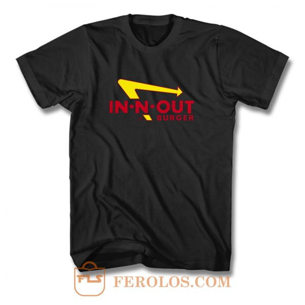 In And Out Burger T Shirt